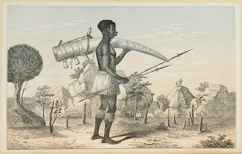 The Lake Regions of Central Africa - A Picture of Exploration (Richard Burton, 1860)