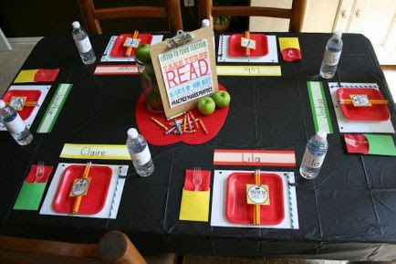 18 Creative Back-to-School Ideas