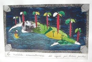print by Sandra Ramos