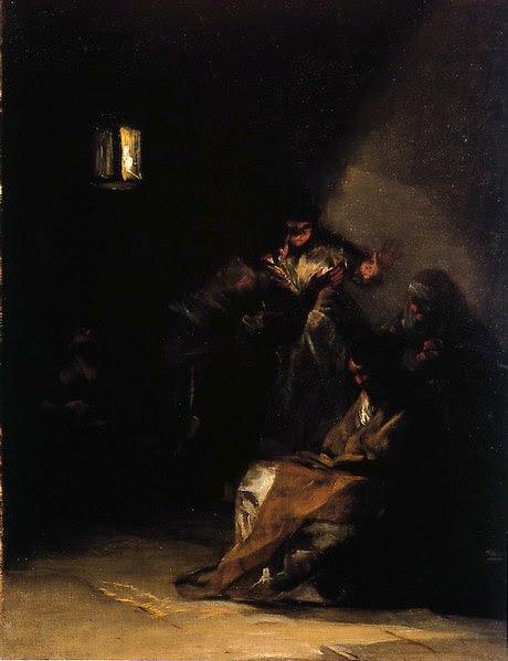 File:Interior de prisión (El crimen del castillo II), de Goya.jpg
