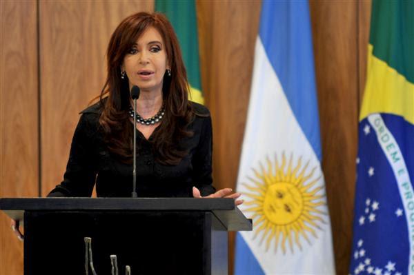 Cristina Fernández de Kirchner será submetida a uma cirurgia no dia 4 de janeiro