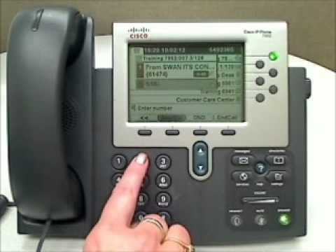 Make Conference Call Cisco Ip Phone 7942 | 02 Conference Call