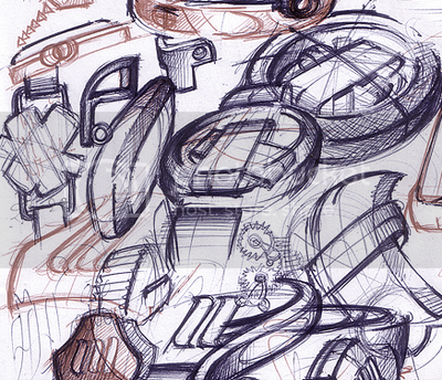 Ora sketch 4