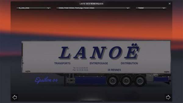 Lanoe Chereau trailer Standalone