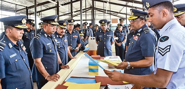Commander opens two facilities
