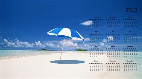 desktop calendar wallpaper