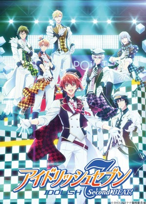 IDOLiSH7: Second Beat! [15/15] [HDL] [Sub Español] [MEGA]