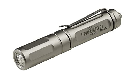 SureFire Titan Plus Ultra-Compact Dual-Output LED Keychain Light