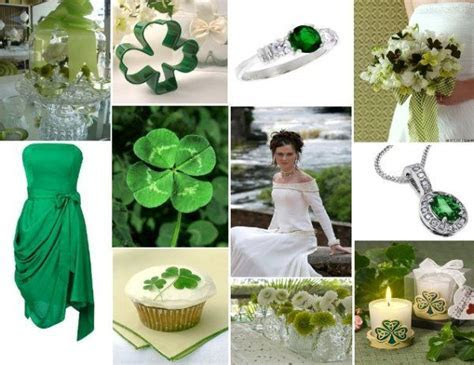 Irish Wedding   wedding/bridal shower decorations   Pinterest