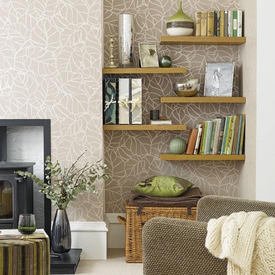 21 Floating Shelves Decorating Ideas Adorable Wall Shelves Decoholic