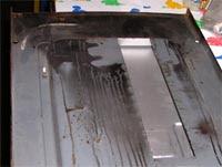 Zinsco panel hazard soot