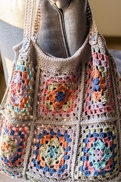 Gretel Tote Crochet Pattern