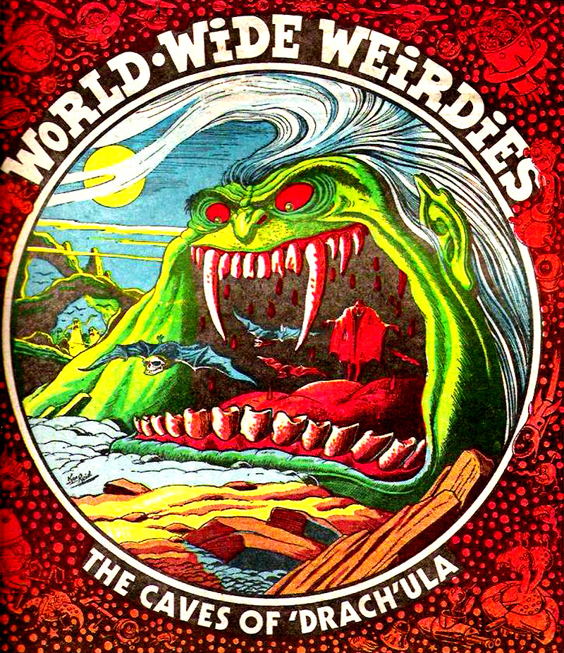 Ken Reid - World Wide Weirdies 102