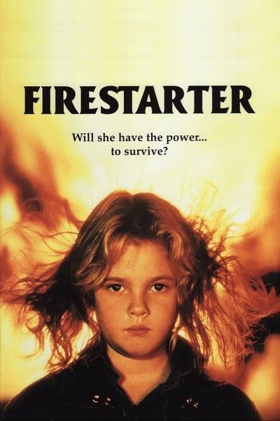 Resultado de imagem para Firestarter 1984