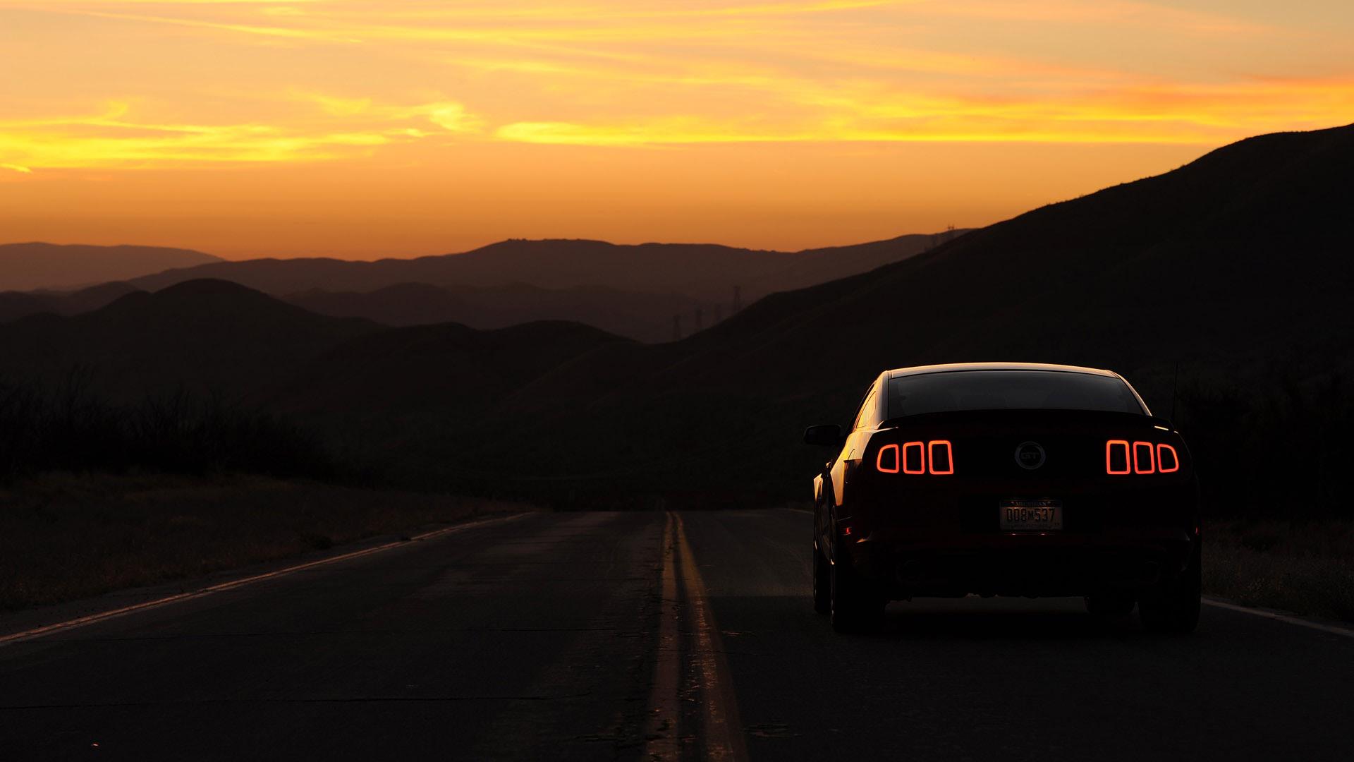 Ford Mustang Desktop Wallpaper  WallpaperSafari