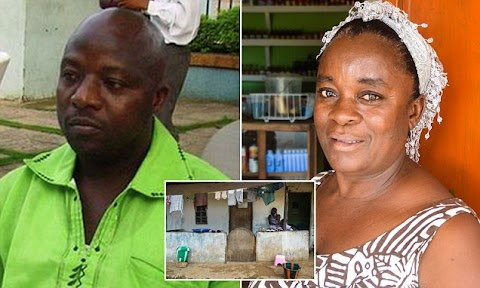 America sent Ebola to Africa to punish us... then left my brother to die like a dog': Sister of Duncan attack American medics