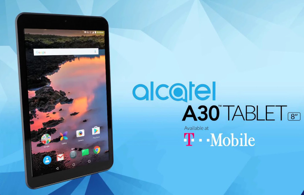 Alcatel A30 Tablet 8 User Guide Manual Tips Tricks Download