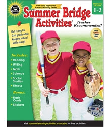 Summer Bridge Activities 1-2 Bridging first to second,Summer Bridge, summer bridge Activities, summer bridge books, summer bridge workbook,  summer workbooks, summer bridge workbooks, summer bridge activity books, summer workbook, schoodoodle, amazon, edugeeks, learning how, learning express, school, pta, pto, bulk, discount, prices,