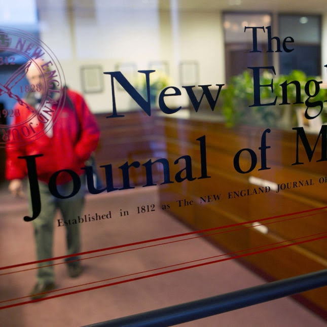 New England Journal contents