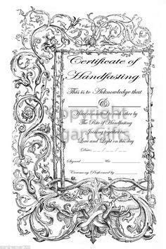 blank printable certificates for wicca 1st degree