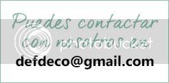 Contacta con Decorar en familia