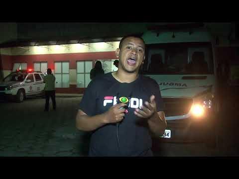 Vídeo: Dois jovens são baleados após tiroteio na Vila Almiro Paiva