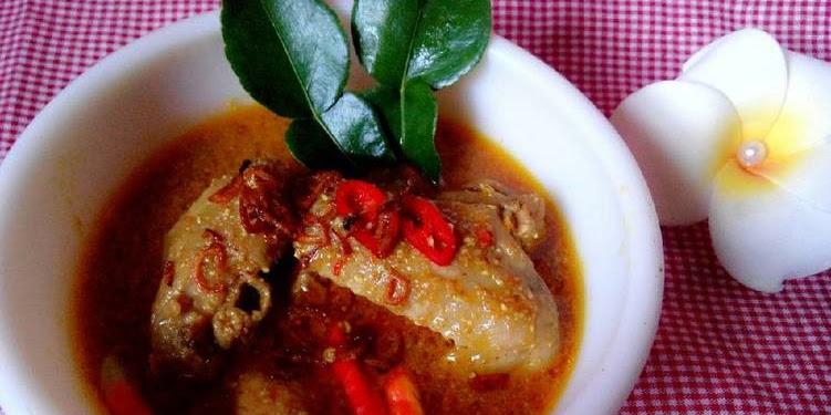 Resep Kari Ayam Khas Aceh (kare / Karih) Oleh Blue Kitchen [chientya]