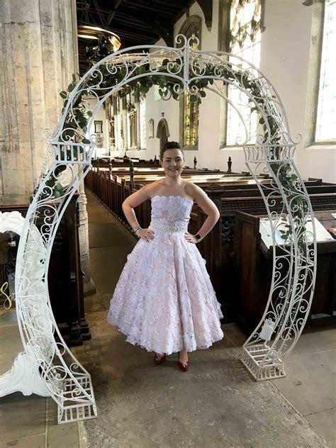 Wedding Arch Hire   Hire Items Norfolk   Vintage Partyware