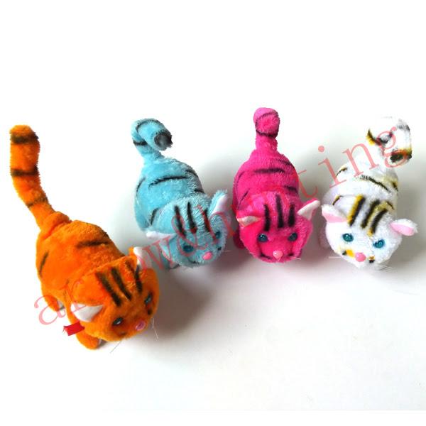 kucing bergerak mainan pilihan kanak-kanak, cat, mainan kanak-kanak, toy,