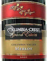 01 Columbia Crest Merlot