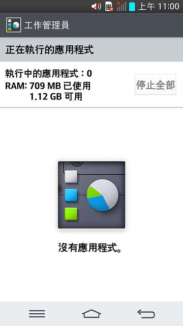 LG G2 | 使用介面