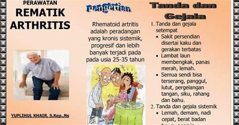 ebooks yuflihul khair leaflet perawatan remamtik artritis