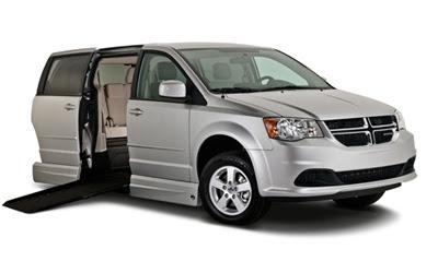 Dodge Wheelchair Vans New England Wheelchair Van
