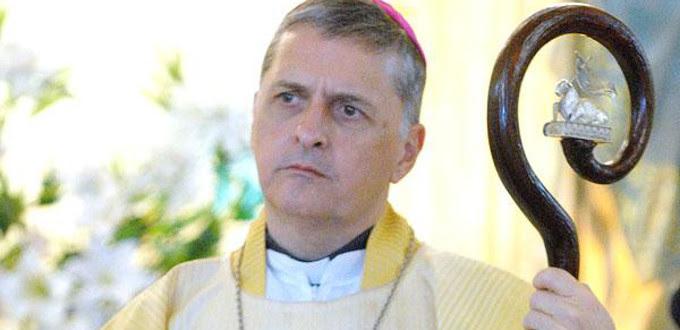 Mons. Torrado Mosconi: oración, silencio, conversión y penitencia, medios para alcanzar la paz de Dios