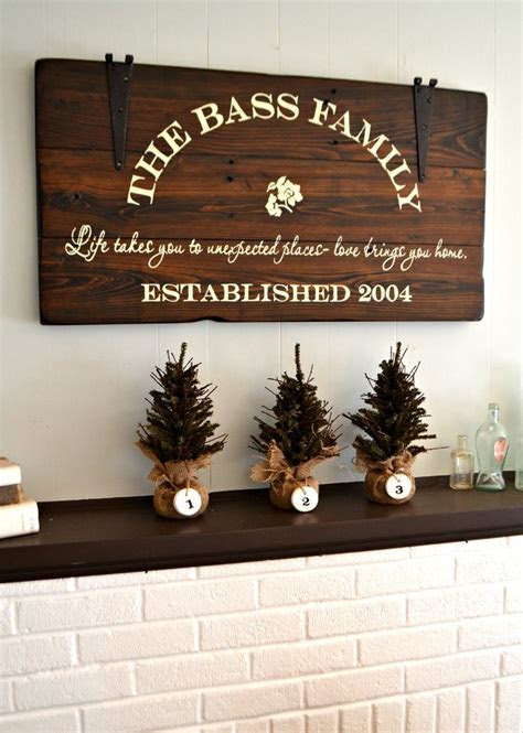 25  Best Ideas about Established Sign on Pinterest   Name