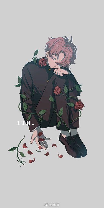 pin   nikolas   anime art anime