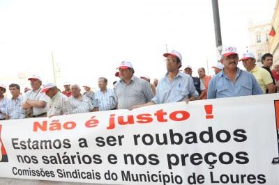 Cortes de gastos das empresas contribuíram para o aumento dos lucros. Foto de Paulete Matos