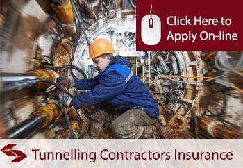 Tunnelling Contractors Public Liability Insurance in Ireland