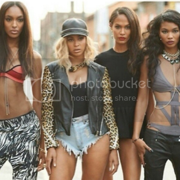 Chanel Iman says Beyoncé's 'Yoncé' video was breakthrough for fashion industry...