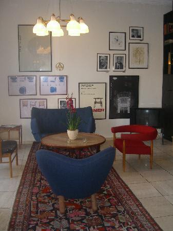 petit salon - Picture of Hotel Alexandra, Copenhagen - TripAdvisor