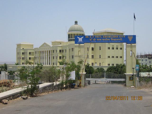 Sharad Pawar International School. Charoli Budruk,Taluka Haveli,Via Lohegaon, Pune-412105 - Dr. D. Y. Patil Knowledge City - near  Park Springs - 2 BHK - 3 BHK Flats - Lohegaon Gram Panchayat - Dhanori - Pune
