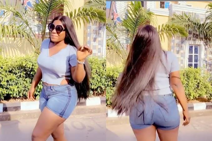 DestinyFlaunts Her Killer Curves On Display (Photos)