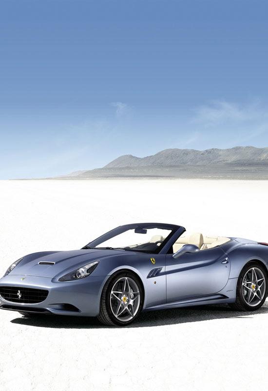ISSUE MAGAZINE » Ferrari California