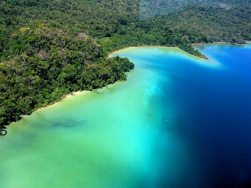 reserva natural biosfera, montes azules, chiapas, méxico, ANP