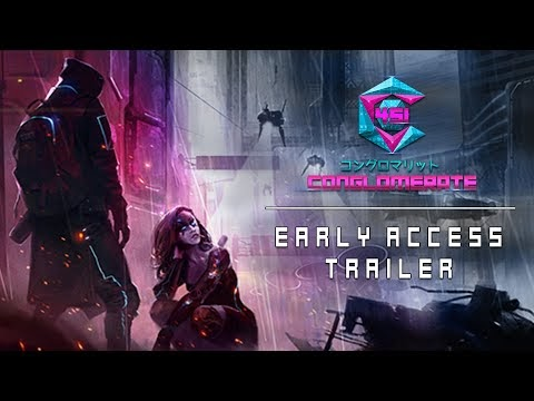 Conglomerate 451 Early Access Review | Gameplay