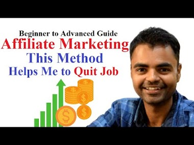 How Affiliate Marketing Help Me to Quit Job and Live Dream Life