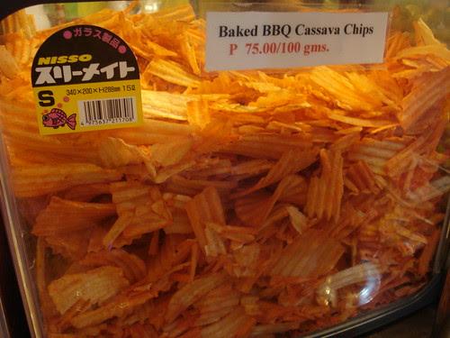 matahari cassave chips