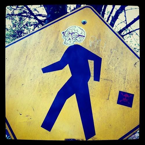 Dead man walking by Seattle Daily Photo