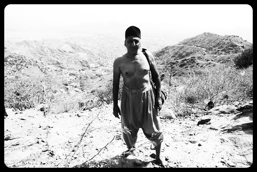 Climbing Mountains Barefeet To Shoot The Beggars Of Taragadh by firoze shakir photographerno1