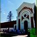 Capilla del Sagrado Corazón de Jesús,Hacienda Mayorazgo,Apaseo el Grande,Estado de Guanajuato,México
